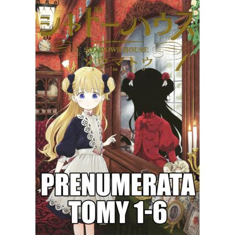 Prenumerata Shadows House tomy 1-6