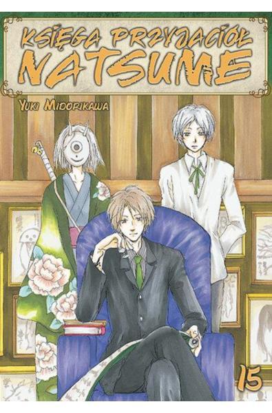 Księga przyjaciół Natsume 15
