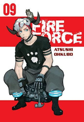 Fire Force 09 + karta