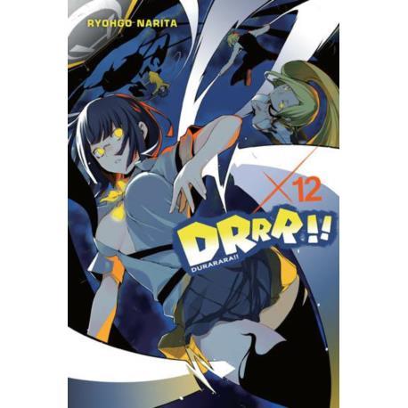 Durarara!! 12 Light Novel