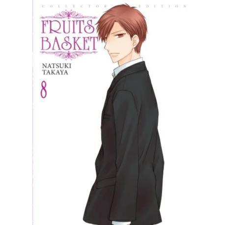 Fruits Basket 08