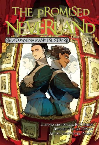 The Promised Neverland LN Wspomnienia Mamy i Siostry