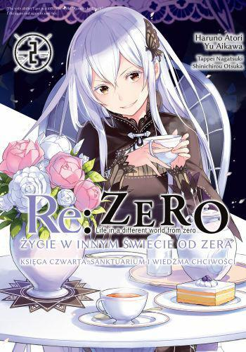 Re: Zero Życie w innym świecie od zera. Księga 4 - Sanktuarium i Wiedźma Chciwości 02