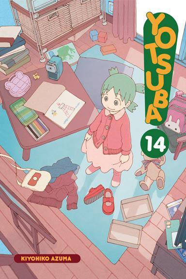 Yotsuba! 14