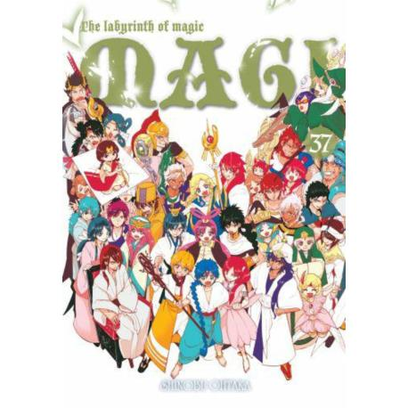 Magi: Labirynth of Magic 37