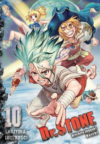Dr Stone 10