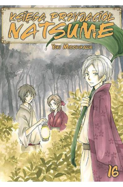 Księga przyjaciół Natsume 16