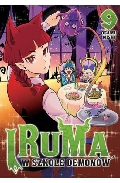 Iruma w szkole demonów 09