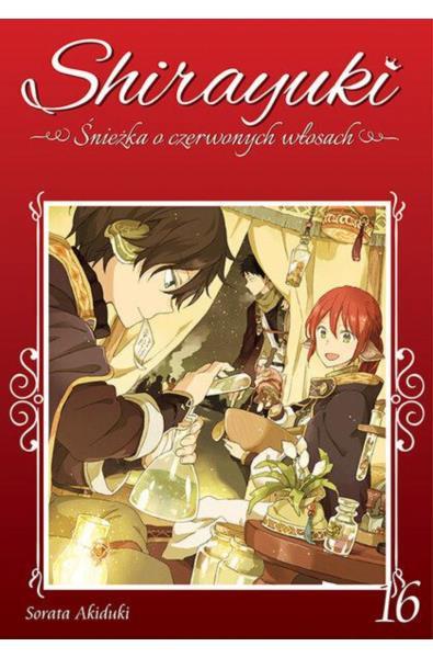 Shirayuki. Śnieżka o czerwonych włosach 16