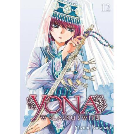 Yona w blasku świtu 12