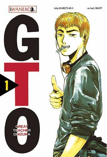 Przedpłata GTO 1