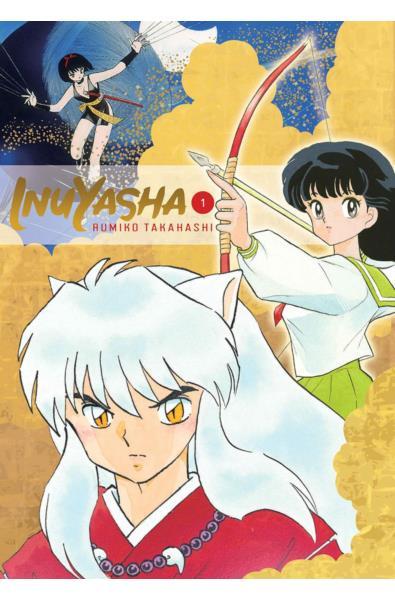 Inuyasha (nowe wydanie) 01