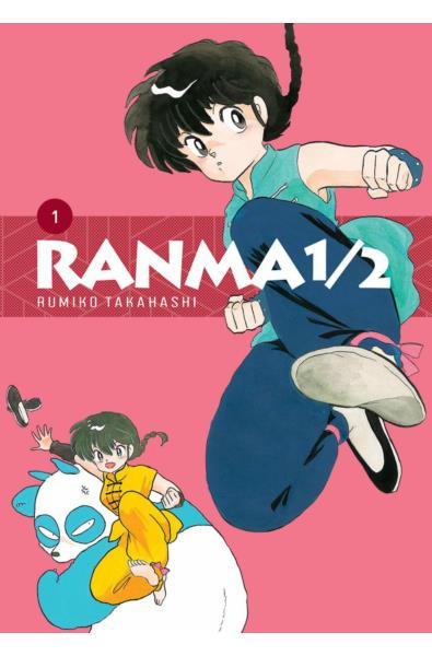 Ranma 1/2 (nowe wydanie) 01