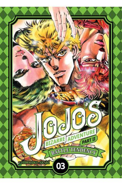 JOJO`s Bizarre Adventure part II 03