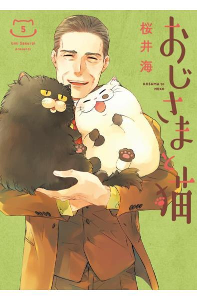 Przedpłata Starszy Pan i kot 5
