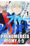 Prenumerata Blue Period 1-5