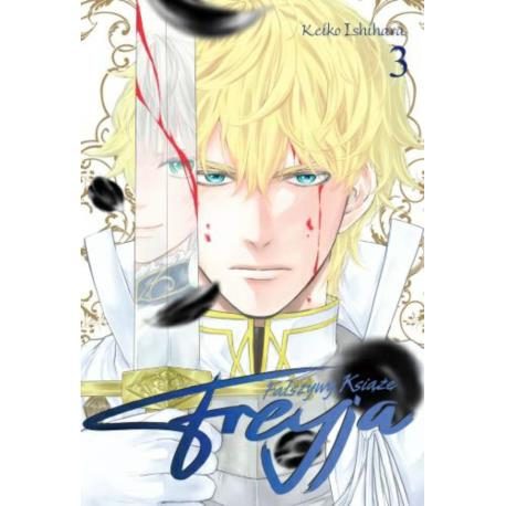 Freyja - fałszywy książę 03