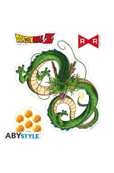 Dragon Ball - naklejki Goku & Vegeta