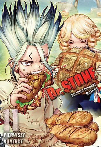 Dr Stone 11
