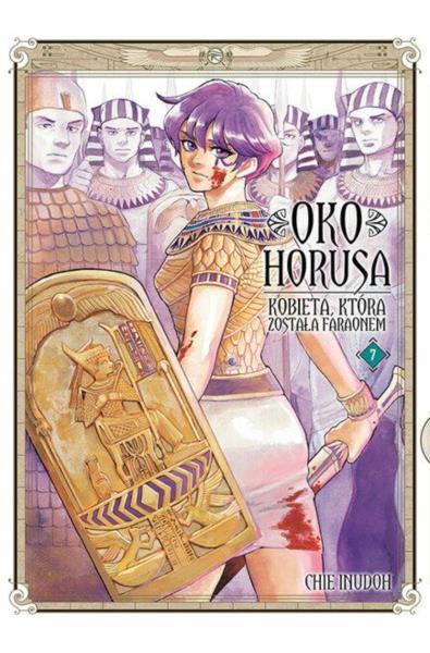 Oko Horusa. Kobieta, która została faraonem 07