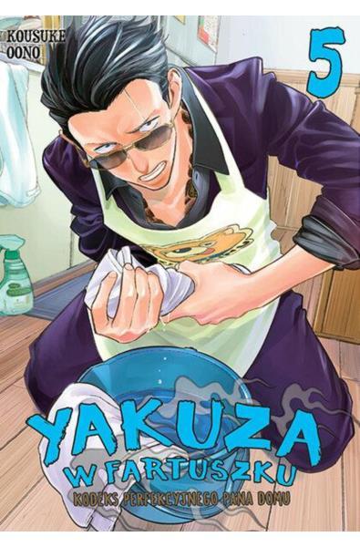 Yakuza w fartuszku. Kodeks perfekcyjnego pana domu 05