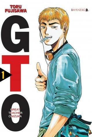 Great Teacher Onizuka - Nowa edycja 01 + pocztówka