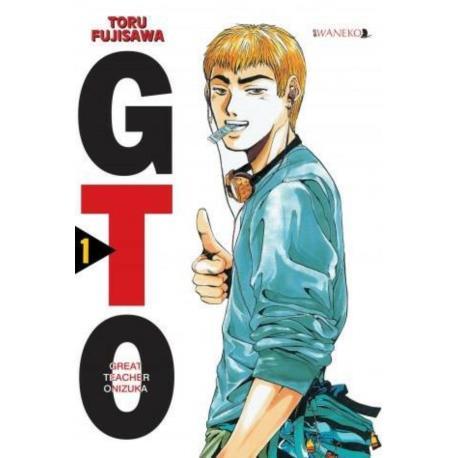 Great Teacher Onizuka - Nowa edycja 01