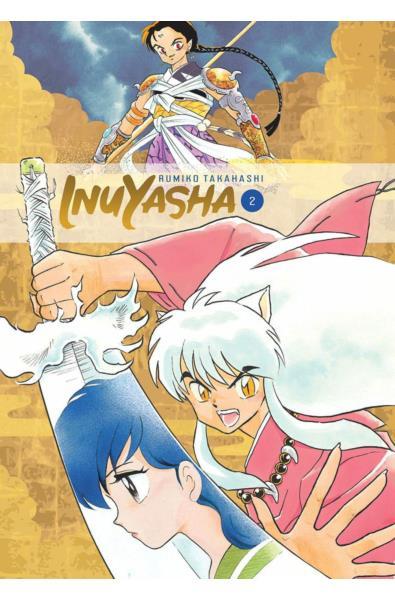 Inuyasha (nowe wydanie) 02