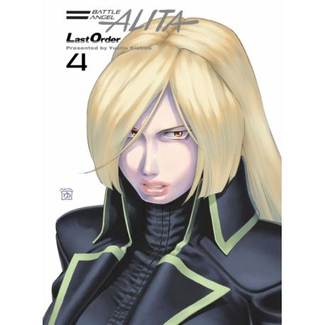 Battle Angel Alita Last Order 04