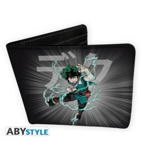 My Hero Academia - portfel Izuku & Bakugo