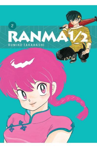 Ranma 1/2 (nowe wydanie) 02