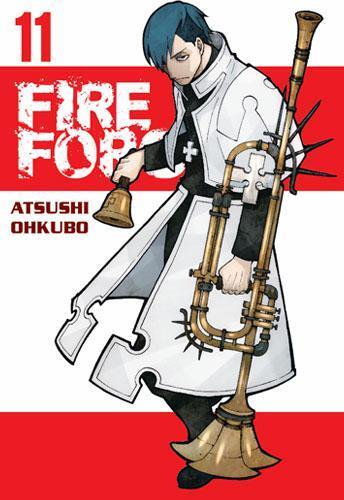 Fire Force 11 + karta