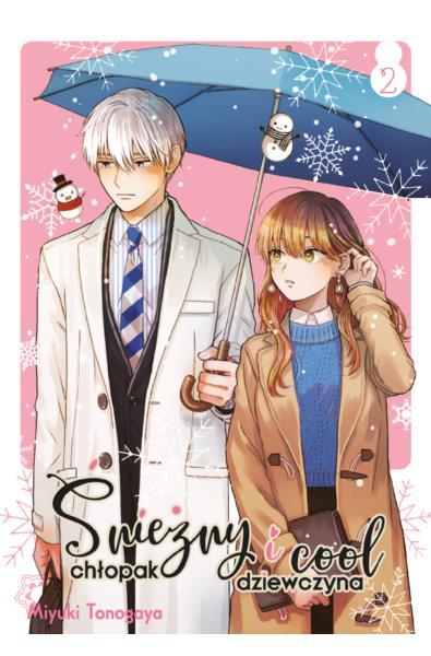 Śnieżny chłopak i cool dziewczyna 02