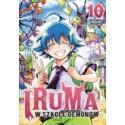 Iruma w szkole demonów 10