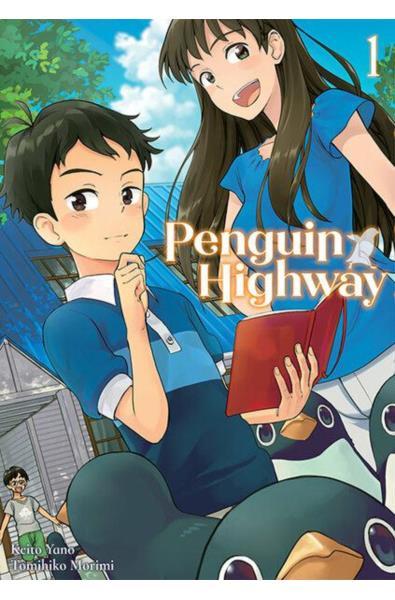 Penguin Highway 01