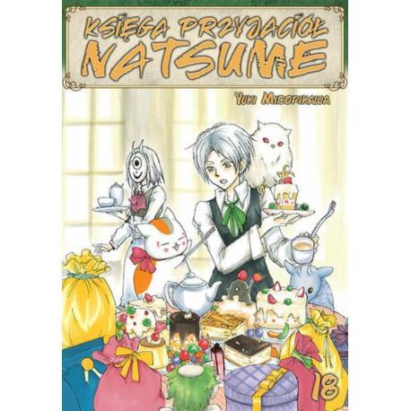 Księga przyjaciół Natsume 18