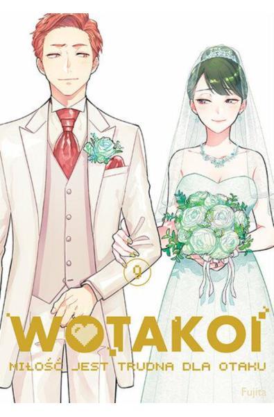 Wotakoi. Miłość jest trudna dla otaku 09
