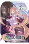 Re: Zero- Życie w innym świecie od zera 25 Light Novel