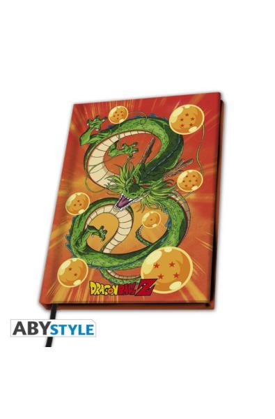 Dragon Ball - notes Shenron