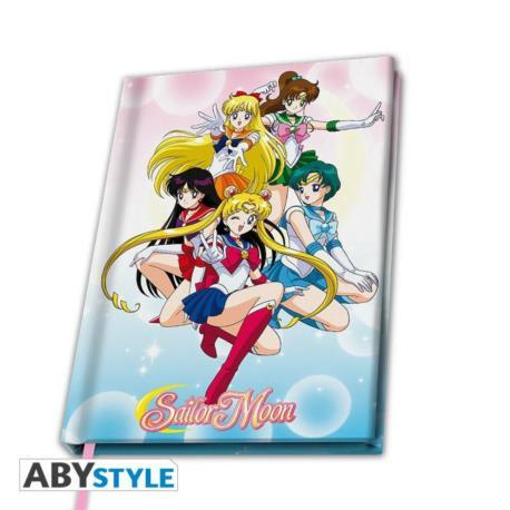 Sailor Moon - notes Sailor Warriors