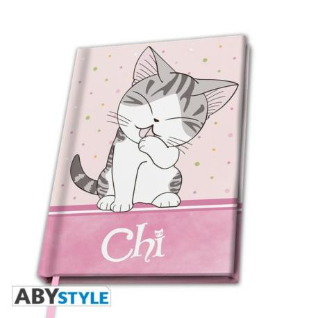 """Chi's Sweet Home - notes A5 """"Chi"""""""