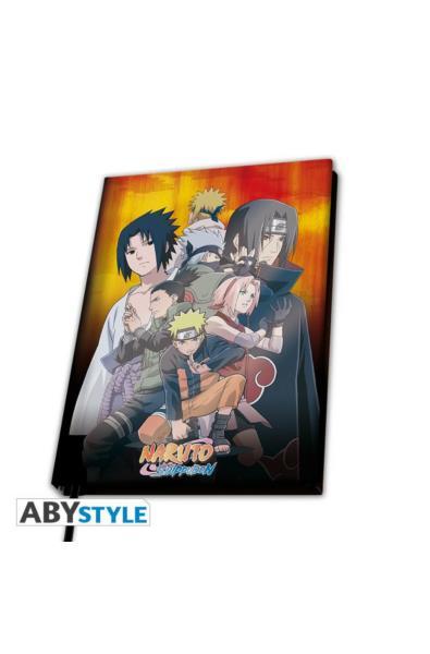 Naruto Shippuden - notes Konoha Group