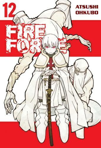 Fire Force 12 + karta