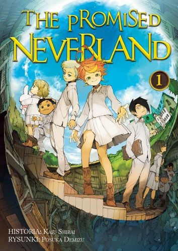 The Promised Neverland tom 1 już jest!